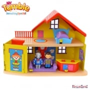 Something Special Justin's House Playset