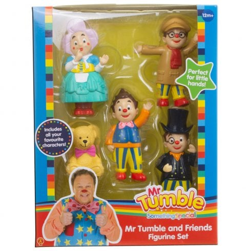 Something Special - Mr Tumble and Friends Figurine Set