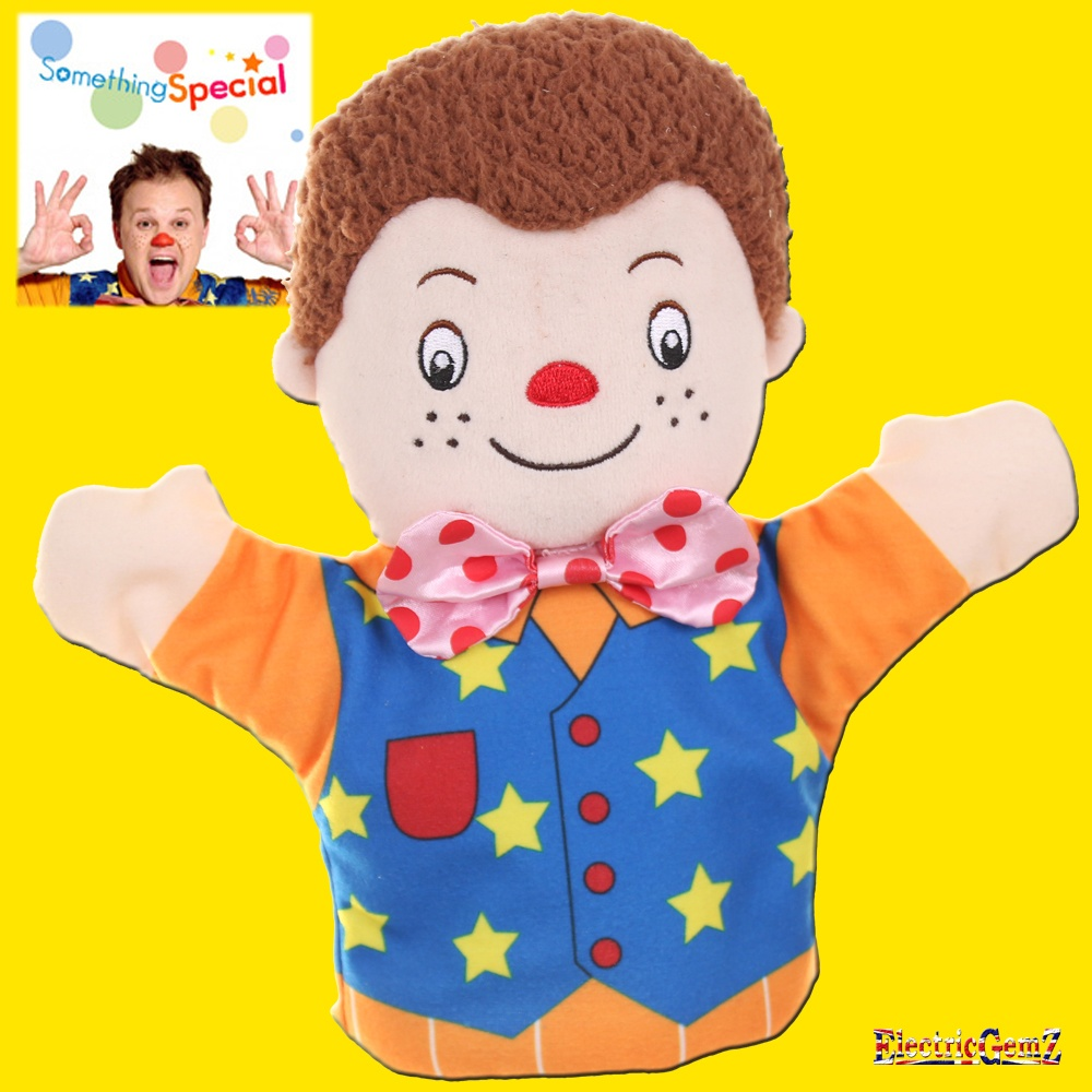 Something special mr tumble hand puppet - Something special ...