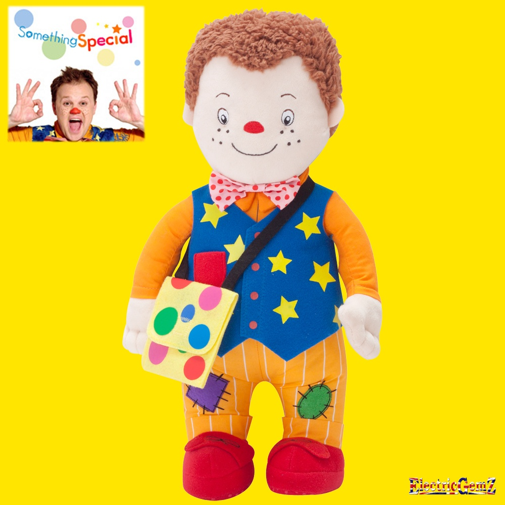 Something special mr tumble interactive toy - Something special ...