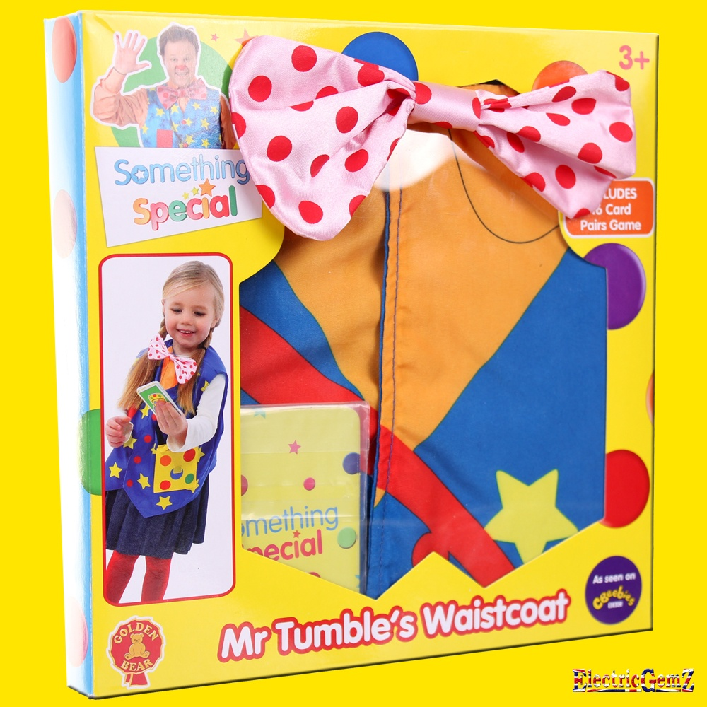 Something special mr tumble waistcoat pairs game - Something special ...