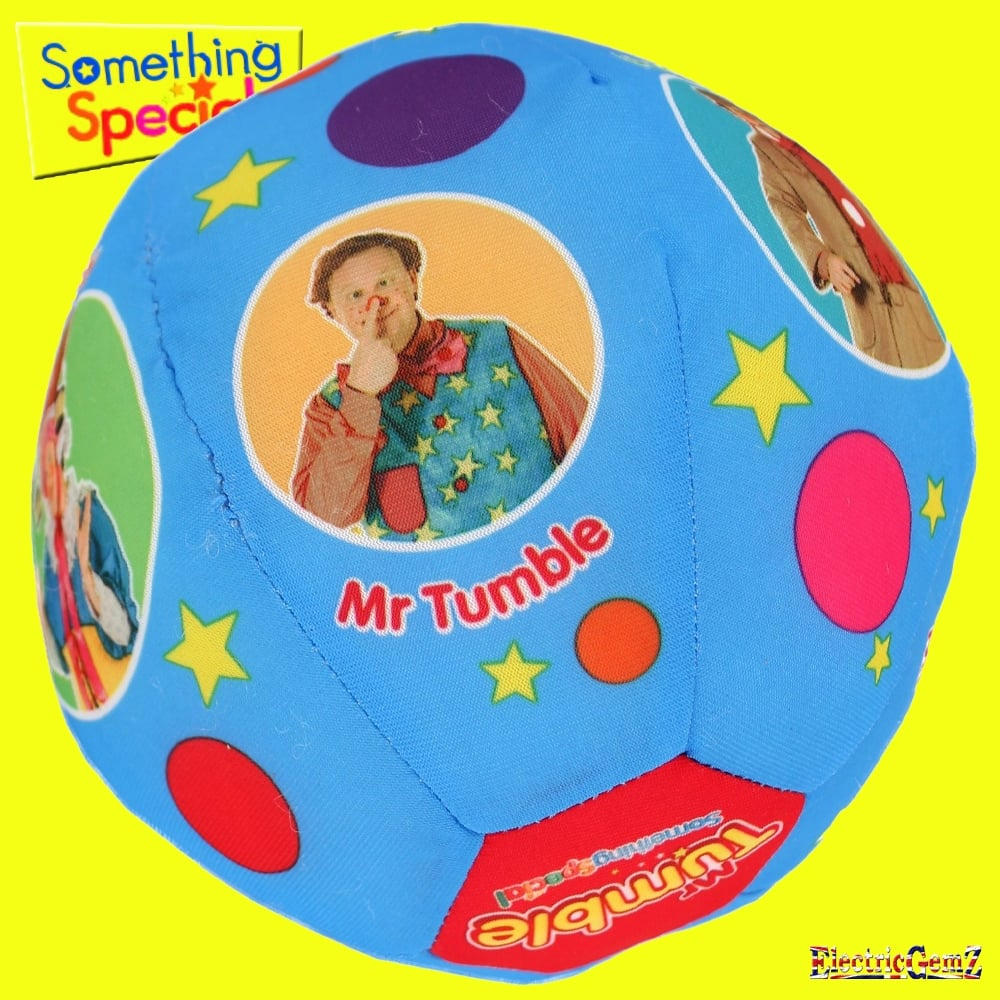 Something special mr tumble 39 s fun sounds spotty ball - Something special ...