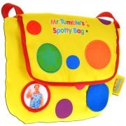 Something Special Mr Tumble's Surprise Spotty Bag