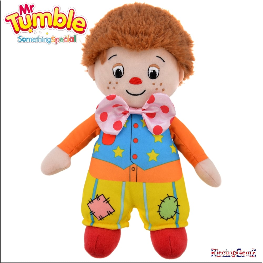 Something special shake and giggle noisy nose mr tumble - Something special ...