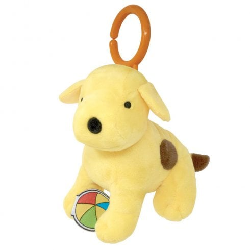 Spot the Dog 13cm Jiggle Attachable Toy