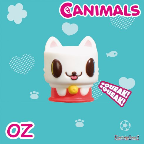 Squeaky Canimals  - Oz