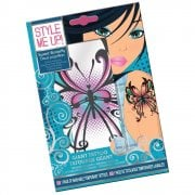Style Me Up Temporary Tattoo - Sweet Butterfly