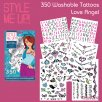 Style Me Up Washable Tattoos - Love Angel