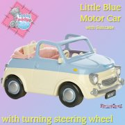 Me to You Tatty Teddy Tatty Teddy Little Blue Motor Car