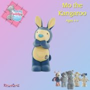 Me to You Tatty Teddy Tatty Teddy's Blue Nose Friends Mo the Kangaroo
