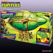 Teenage Mutant Ninja Turtles 30in High Flying Blimp Vehicle