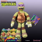 Teenage Mutant Ninja Turtles 9in Talking Sling Shouts Plush - Donatello