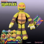 Teenage Mutant Ninja Turtles 9in Talking Sling Shouts Plush - Michelangelo