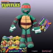 Teenage Mutant Ninja Turtles 9in Talking Sling Shouts Plush - Raphael