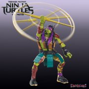 Teenage Mutant Ninja Turtles Deluxe Movie Combat Warrior - Donatello