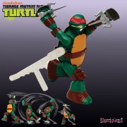 Teenage Mutant Ninja Turtles Deluxe Ninja Action Figures - Raphael
