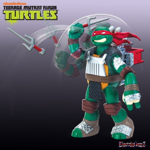 Teenage Mutant Ninja Turtles Flingerz - Raphael