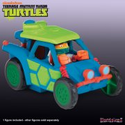 Teenage Mutant Ninja Turtles Half Shell Heroes Dune Buggy with Mikey