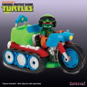 Teenage Mutant Ninja Turtles Half Shell Heroes Motorcycle Tank with Raph