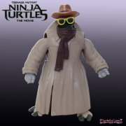 Teenage Mutant Ninja Turtles Movie Action Figure - Raphael in Trenchcoat