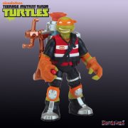 Teenage Mutant Ninja Turtles Mutagen Ooze Action Figure - Michelangelo