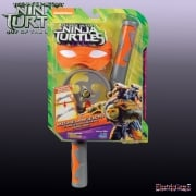 Teenage Mutant Ninja Turtles Out of the Shadows Conceal and Reveal Michelangelo Nunchuk & Mask