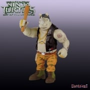 Teenage Mutant Ninja Turtles Out of the Shadows Deluxe Talking Figure Rocksteady