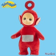 Teletubbies 11in Jumping Po Soft Toy