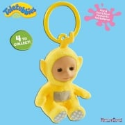 Teletubbies Clip-On Soft Toys - Laa Laa
