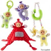 Teletubbies Early Play Nursery Toys Set of 4