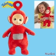 Teletubbies Laugh & Giggle Talking Soft Toy - Po