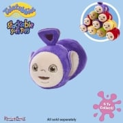 Teletubbies Stackable Plush Soft Toy - Tinky Winky