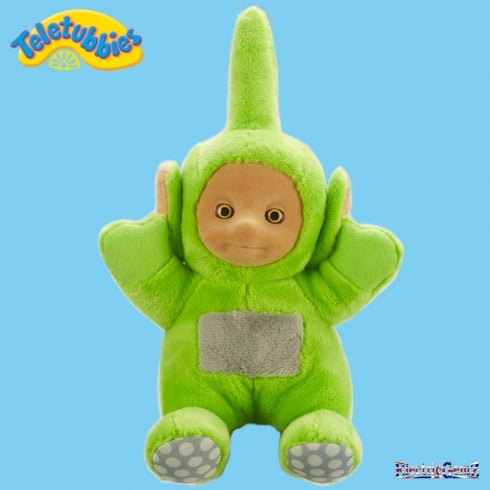 Teletubbies Super Soft Collectables - Dipsy