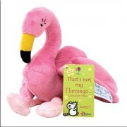 That's Not My Flamingo Soft Toy