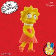 The Simpsons Mini Collectables - Lisa Simpson