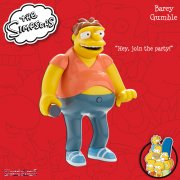 The Simpsons Talking Figures Collection - Barney Gumble