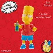 The Simpsons Talking Figures Collection - Bart Simpson