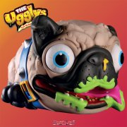 The Ugglys Gross Electronic Pup-Pet Series 2 Rudey the Pug