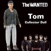 The Wanted Collector Doll Tom