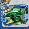Thunderbirds Action Figures - Supersize Thunderbird 2 with Thunderbird 4