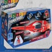 Thusderbirds Thunderbirds Supersize Thunderbird 3 with Smoke Technology