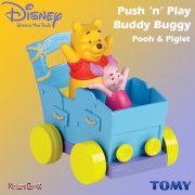 Tomy Winnie the Pooh Push and Play Buddy Buggy
