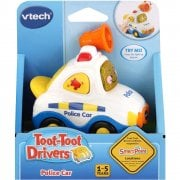 vTech Baby Toot-Toot Drivers White Police Car