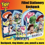 Toy Story 3 Filled Backpack