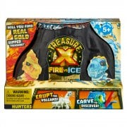 Treasure X - Fire vs Ice Hunters Pack