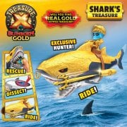 Treasure X Sunken Gold - Shark's Treasure