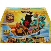 Treasure X Sunken Gold Treasure Ship Shipwreck Playset