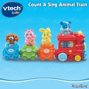 vTech Baby Count & Sing Animal Train