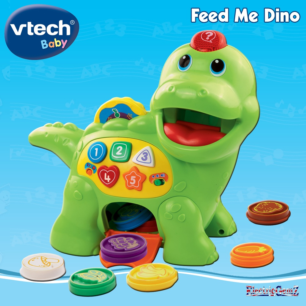 vTech Baby Feed Me Din...