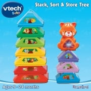 vTech Baby Stack Sort & Store Tree